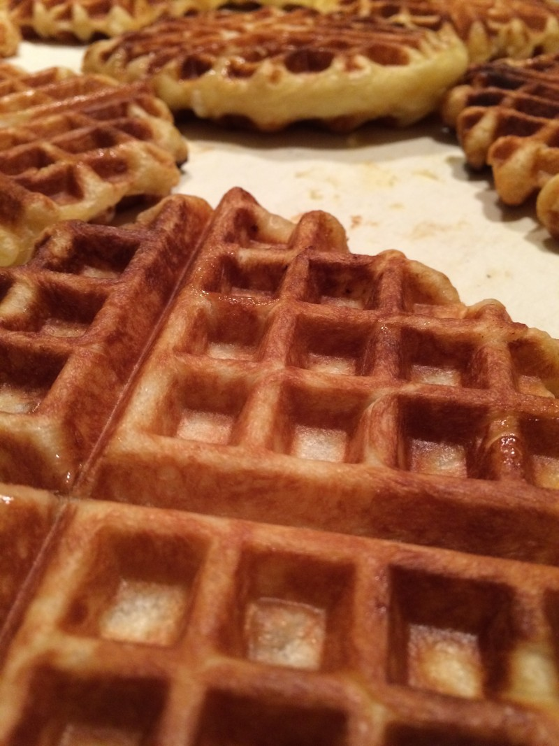 Photo of Liege Waffles