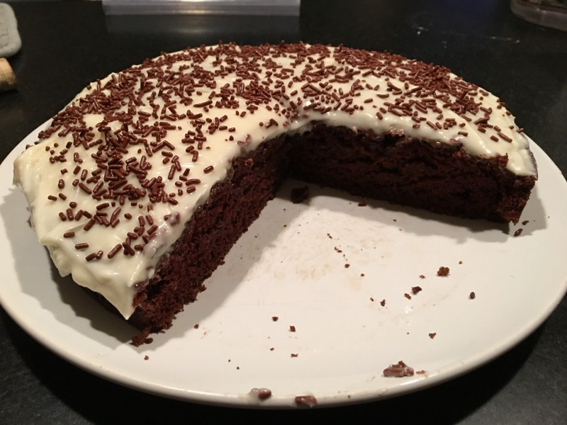 Photo of Crazy Cake