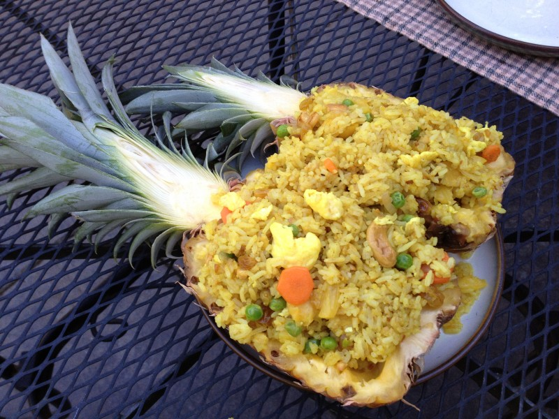Photo of Pineapple Fried Rice