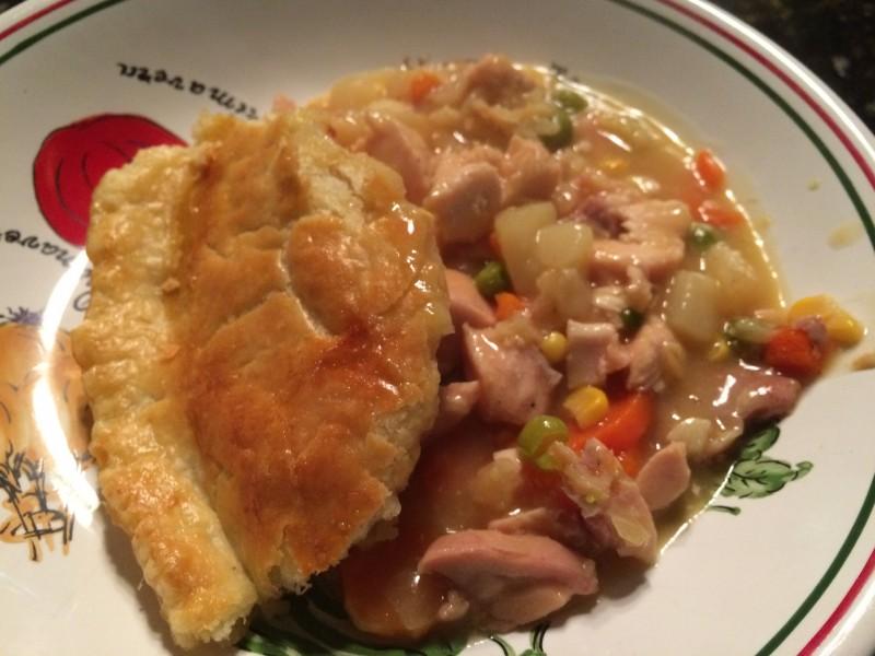 Photo of Classic Chicken Potpie