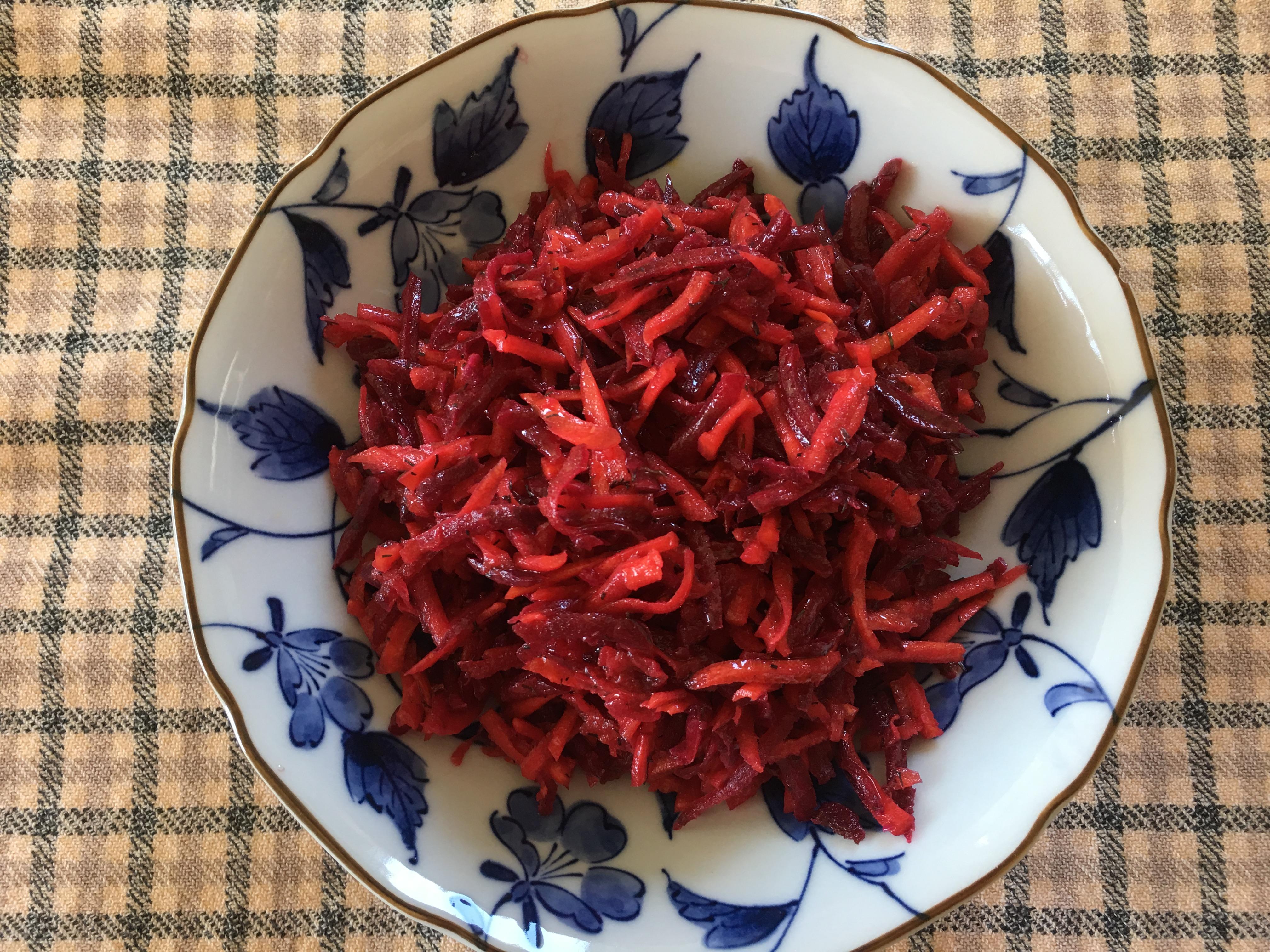 Photo of Carrot & Beet Salad