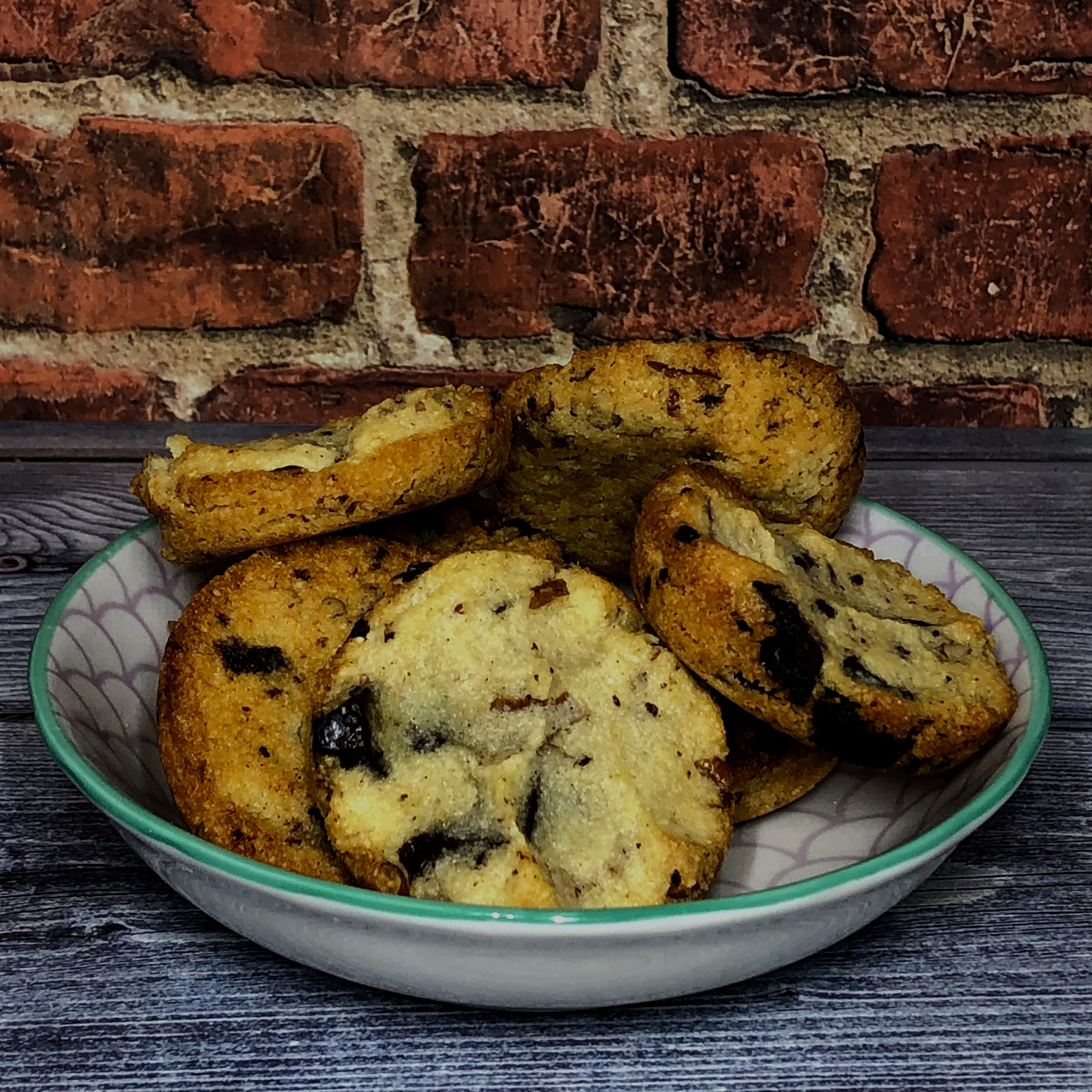 Photo of Basic Low Carb Chocolate Chip Pecan Cookies