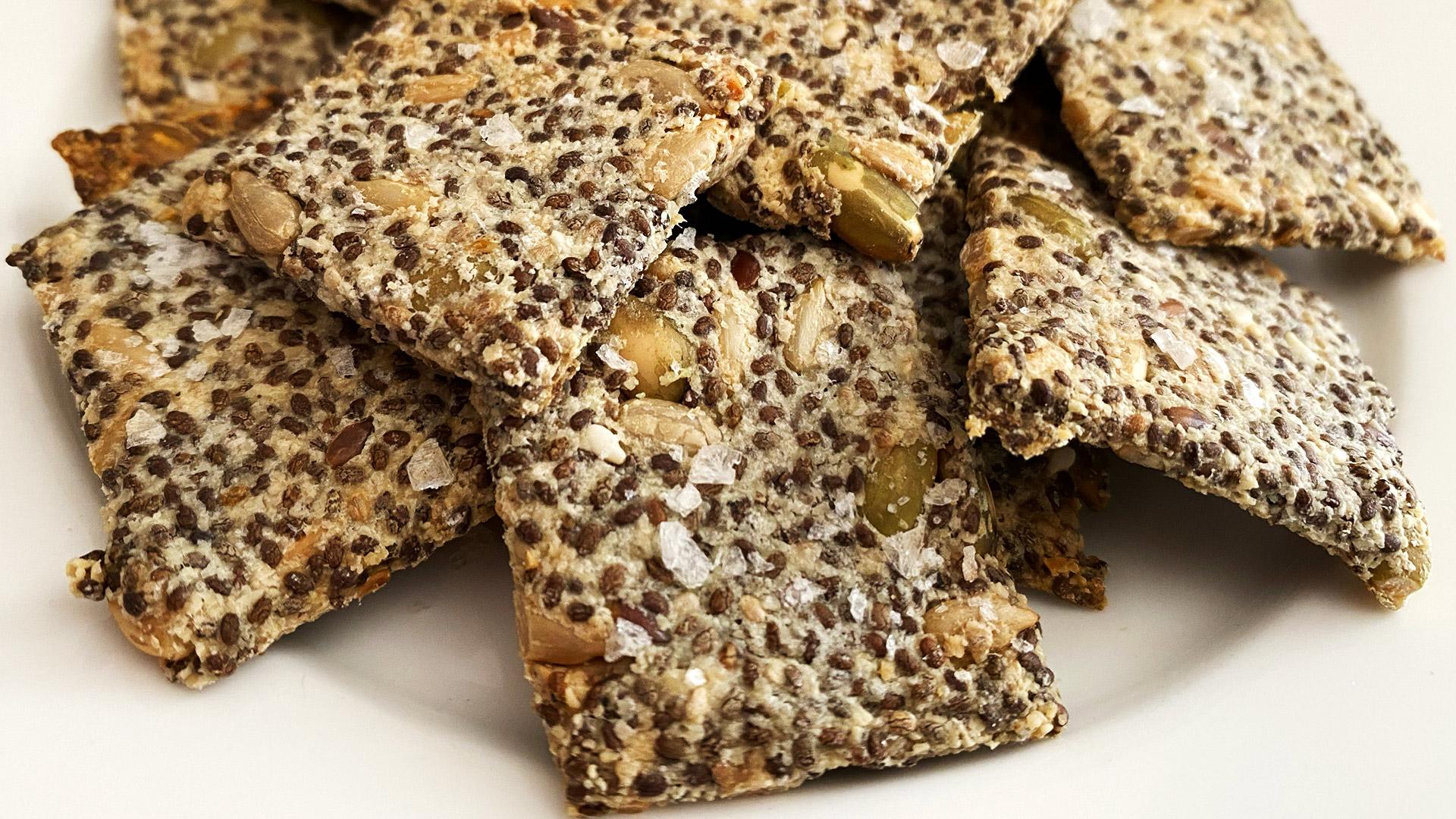 Photo of Gluten Free Crackers II