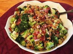 Photo of Brocolli Salad