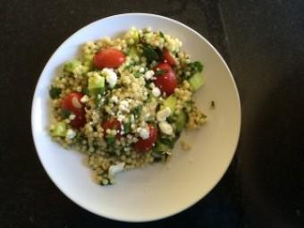 Photo of Israeli Coucous Salad