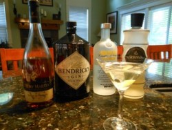 Photo of Olympic Gold Martini