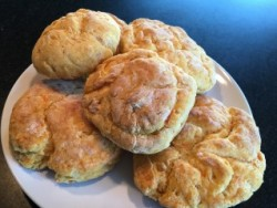 Photo of Sweet Potato Biscuits