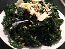Photo of Serious Pie's Kale Salad