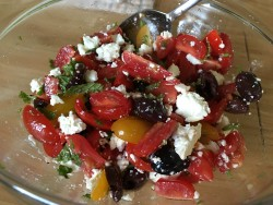 Photo of Tomato Salad #2
