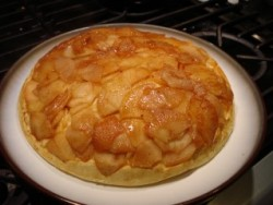 Photo of Apple Dessert Pancake