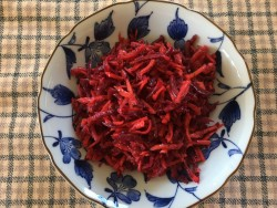 Photo of Carrot & Beet Salad